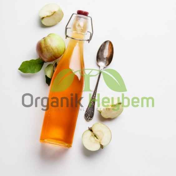 Doğal Elma Sirkesi (Fermente & İlaçsız) - Organik Heybem Doğal Ürünler