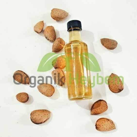 Tatlı Badem Yağı - Organik Heybem Doğal Ürünler