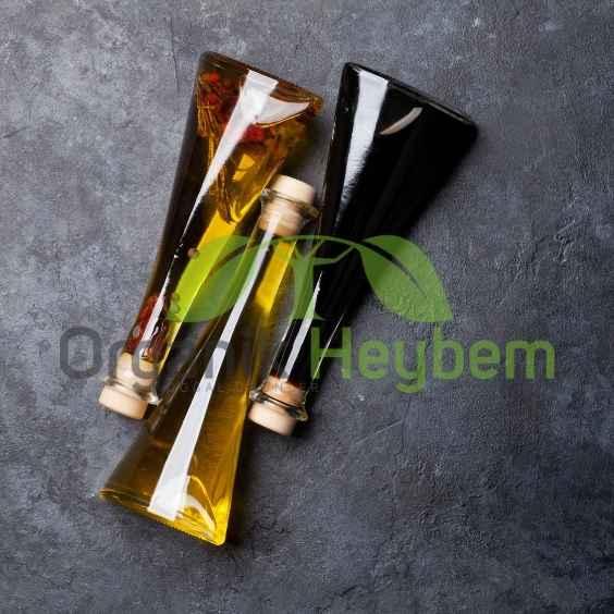 Zeytin Yaprağı Sirkesi - Organik Heybem Doğal Ürünler
