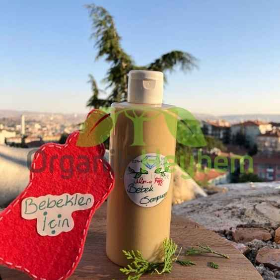Fermente Bebek Şampuanı - Organik Heybem Doğal Ürünler
